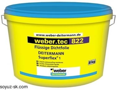 weber.tec 822 Серый