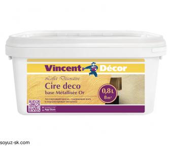 Cire deco (Сир деко).Лессирующая краска с воском.