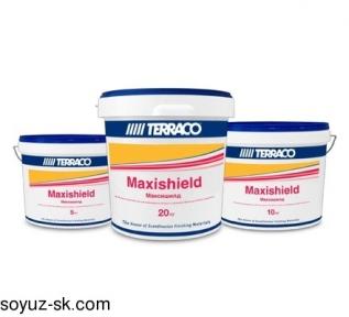 Матовая акриловая краска «Максишилд»