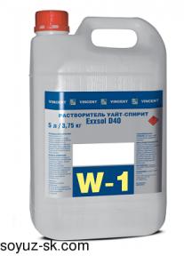 W-1.Растворитель на основе уайт-спирита