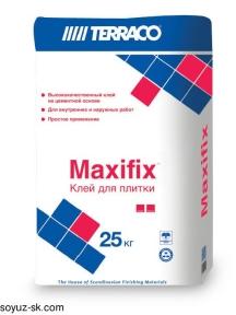 Максификс. Плиточный клей