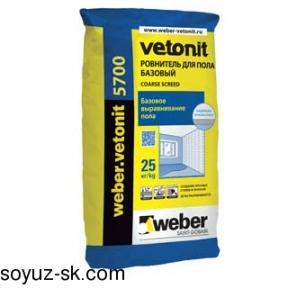 Weber.vetonit 5700