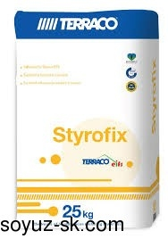 Styrofix EIFS