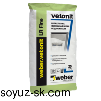 weber.vetonit LR Fine