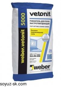 Weber.vetonit 5000