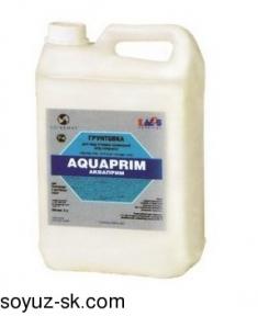 AQUAPRIM  (АКВАПРИМ).Грунты на водной основе.